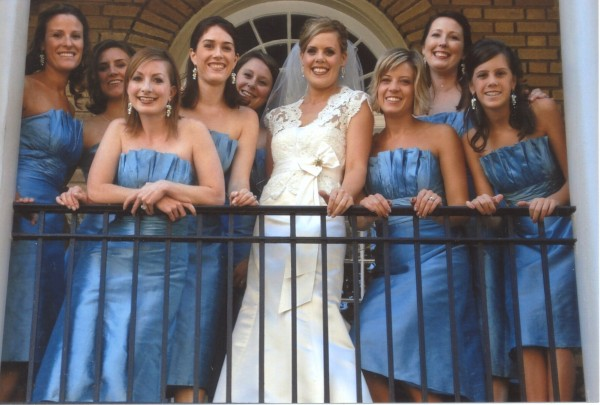 girls of tottys wedding