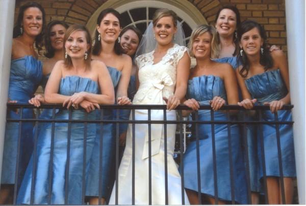 girls of tottys wedding